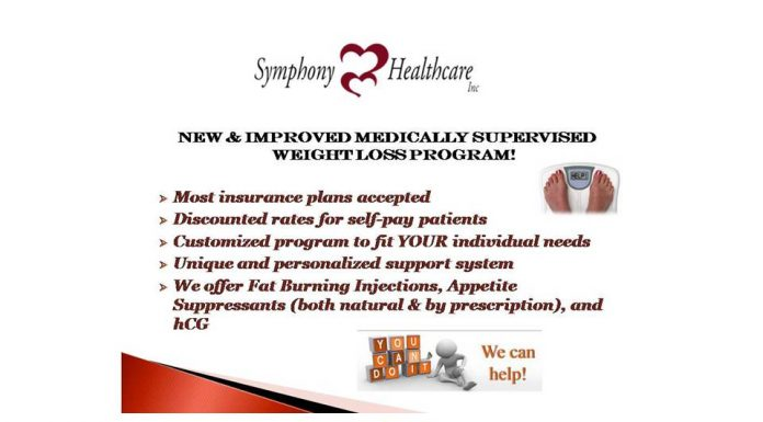Symphony healthcare ocala, ocala news, weight loss,