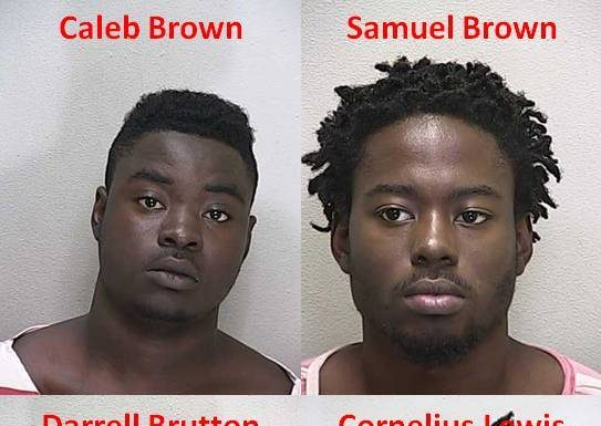 Silver Springs Shores, Ocala news, marion county news, armed burglary
