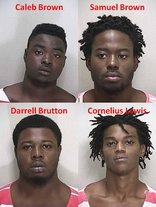Silver Springs Shores, Ocala news, marion county news, armed burglary