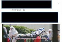 Ebola in Ocala hoax