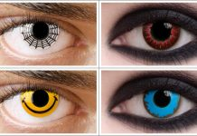 halloween contact lenses are illegal without perscription