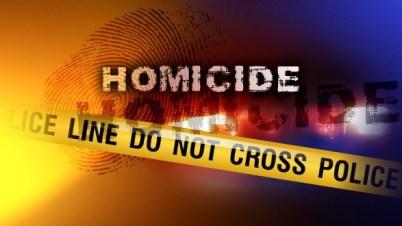 Homicide investigation, two men shot dead