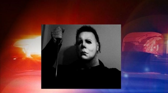 Michael Myers [Mugshot], ocala news, halloween 2014