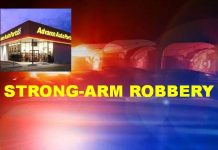 advanced discount auto parts, robbery, ocala news, marion county