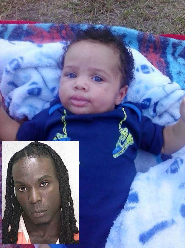 Baby Jayden Green, Kendall Blyden [Mugshot], murder, ocala news, ocala post