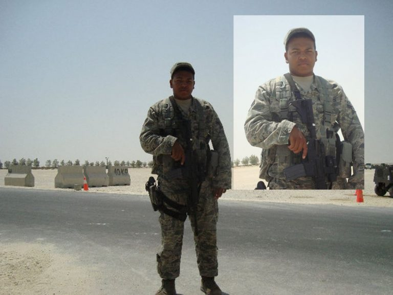 """OPD officer to military veteran; """"I am a cop, you understand you stupid mother f***er."""""""