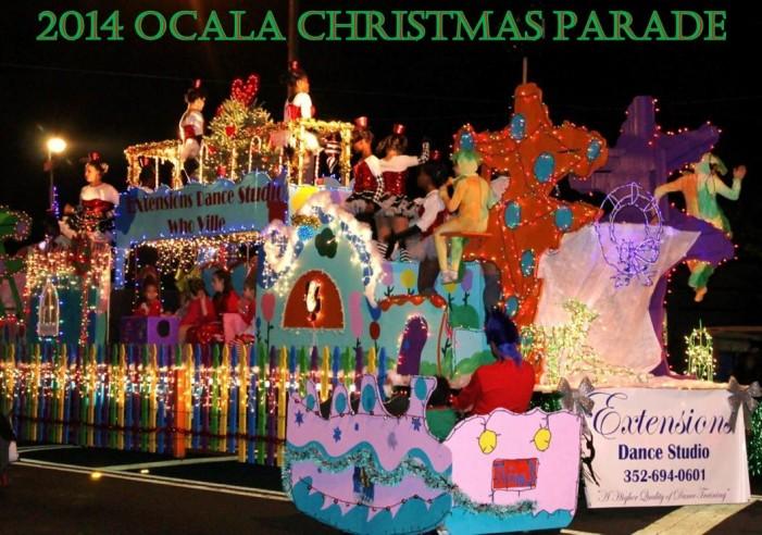 2014 Ocala Christmas Parade
