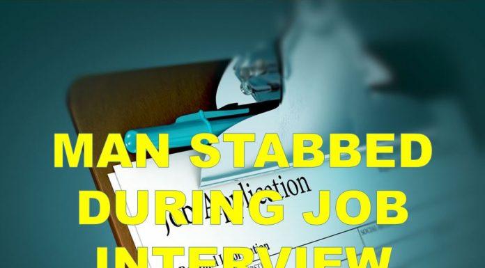 stabbed during job interview, california news, ocala news, job interview