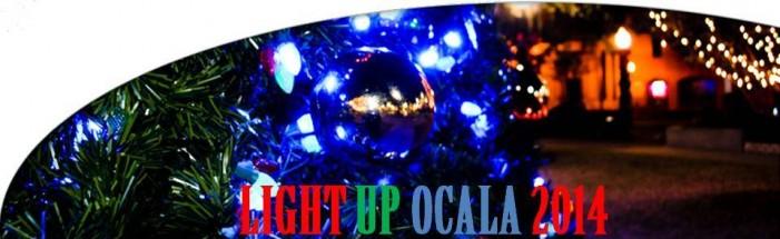 Light Up Ocala 2014