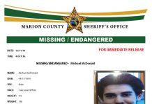 missing, ocala, forest student missing, ocala news