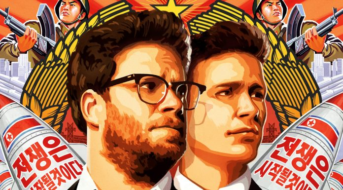 the interview, James Franco and Seth Rogen, north korea, ocala news, sony,