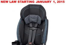 booster seat law, ocala news, florida, dmv, parenting, seat belt