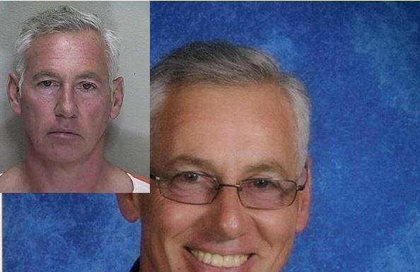 Francis Marion Military Academy instructor, Duane Adams, ocala news, marion county, sexual predator, teacher,