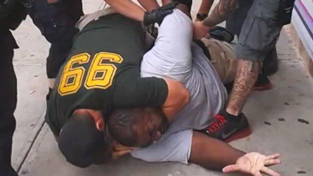Officer Daniel Pantaleo, New York, Eric Garner, Ferguson, ocala news, marion county, police brutality