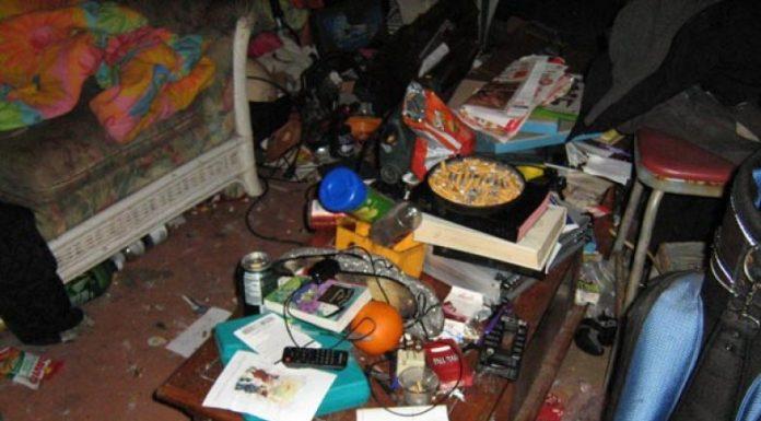 trash, feces, child neglect, child abuse, venice florida news, ocala news