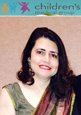 Dr. Humeraa Qamar, wife of Dr. Asad Qamar, children's medical group, pediatrics, ocala news,