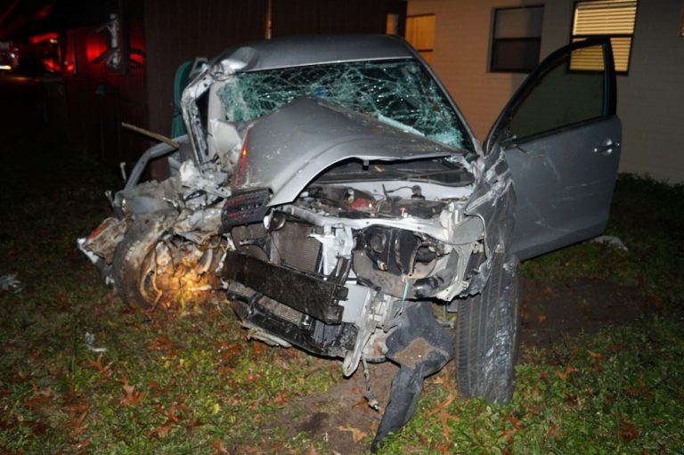 OPD: Drunk driver crashed into house