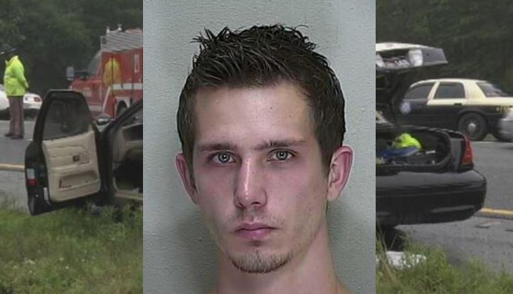 Man who killed trooper and two others, gets fines, suspended license