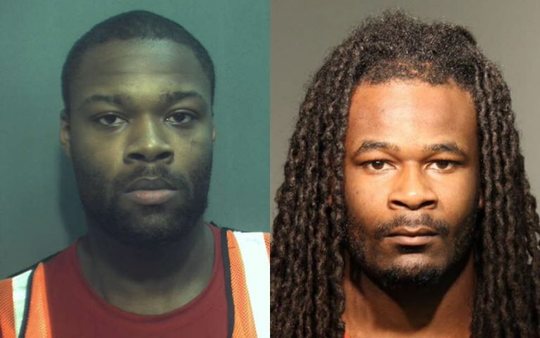 Two men sentenced in Walgreens and CVS robberies
