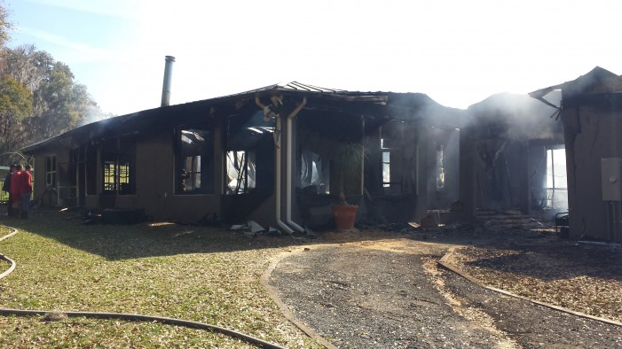 Busy weekend for Marion County Fire Rescue