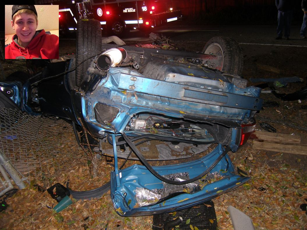 Ocala news, crash, brothers , Codey Benoit, Travis Benoit