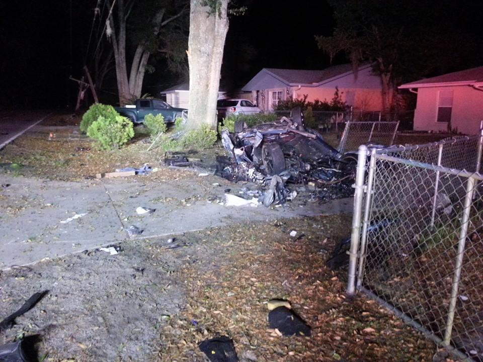 Benoit brothers crash, summerfield news, ocala news, crash, car accident