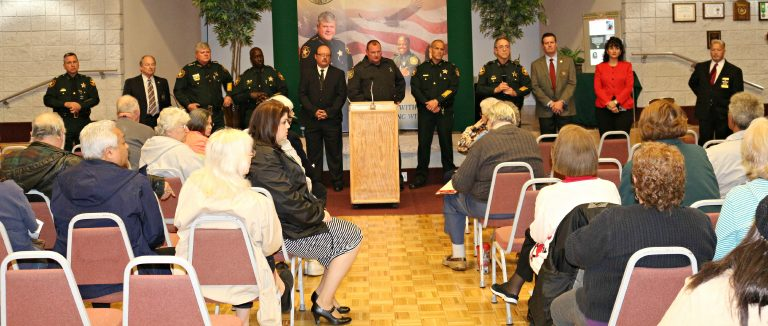Residents express their concerns at Marion Oaks meeting