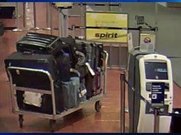 vibrator, buzzing in luggage, airport, ocala news, jetblu,e, op, PBIA