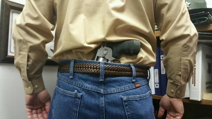 Fort McCoy School student brought handgun to school