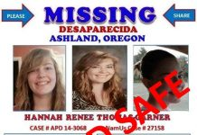 hannah thomas-garner, california, oredon, ocala news, missing,