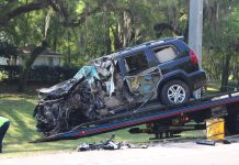 ocala news, accident, 200, semi