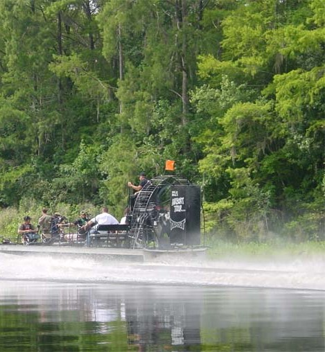 Ocala Post - Airboat ejected 11 passengers during tour