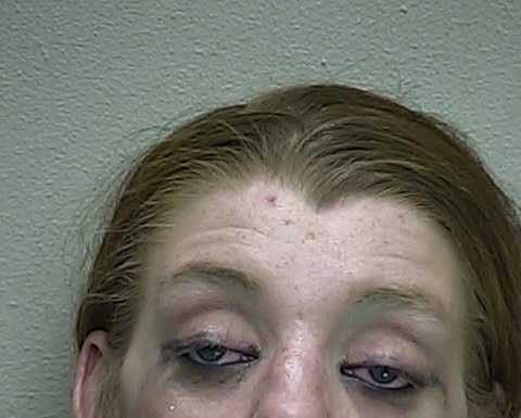 drug addict, amber dail, ocala news, dollar general,