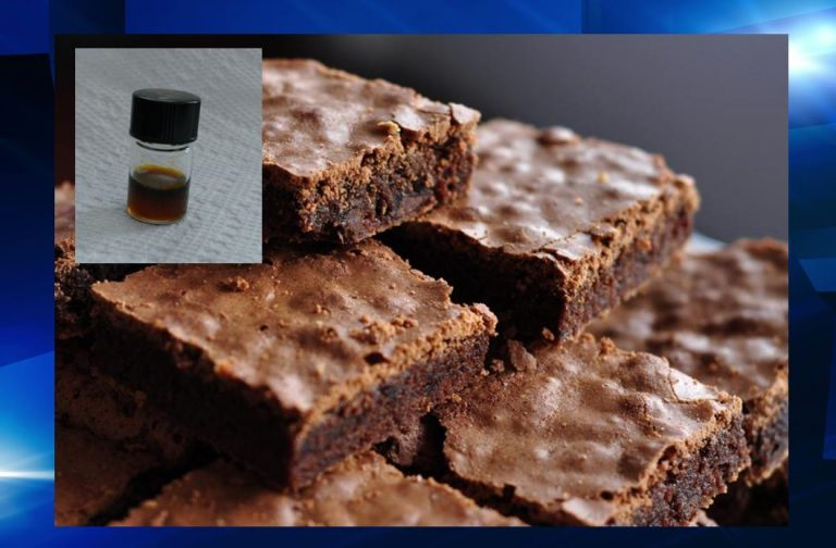 New meaning to high school after hash brownies distributed