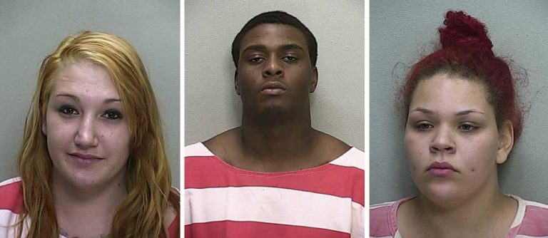 3 arrested in case where 2 men claimed they were lured from bar