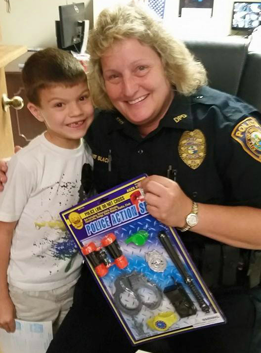 Dunnellon Police chief Joanne Black, dunnellon news, ocala news, marion county, dunnellon