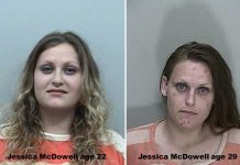 dunnellon news, ocala news, marion county, dunnellon police, drugs, faces of meth, meth,