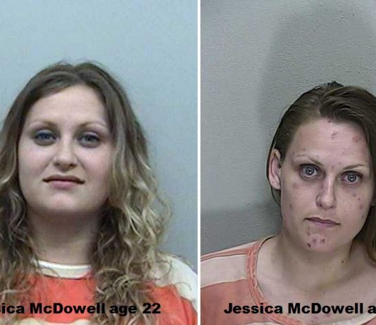 dunnellon news, ocala news, marion county, dunnellon police, drugs, faces of meth, meth,