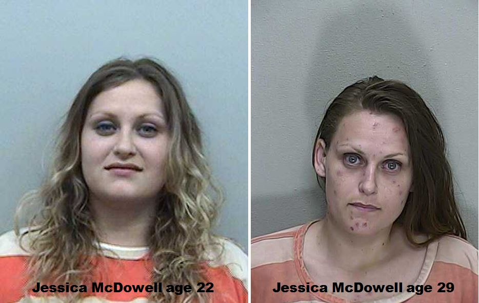 Ocala Post - Woman got high, passed out in Circle K bathroom