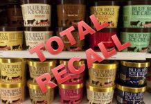 pregnant women, ocala news, blue bell recall, marion county, ice cream recall, ice cream pregnant women
