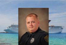 ocala news, carnival cruise lines, jared forsyth, fallen officer