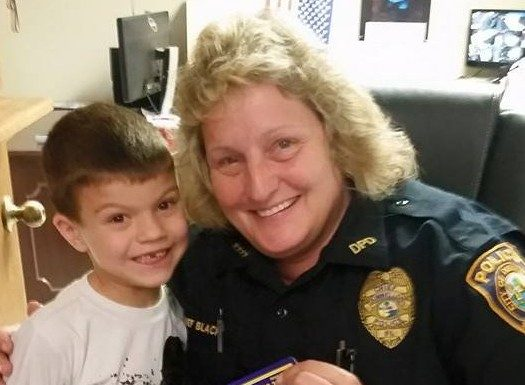 Dunnellon Police chief Joanne Black , ocala news, marion county news, dunnellon news