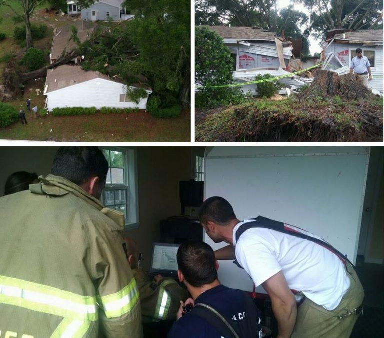 Fire crews had no choice; delayed response time to Monday's tornado