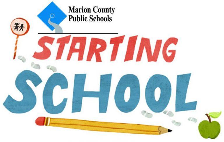 Public school will start a week earlier