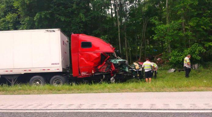 presley, ocala news, I-75 crash,