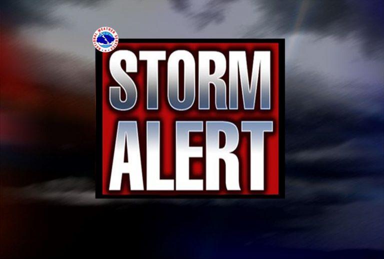Severe weather alert for April 20, 2015