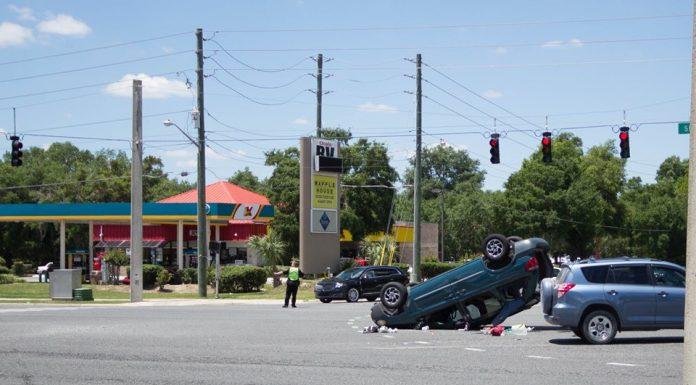 ocala news, marion county news, car crash, car accident highway 200