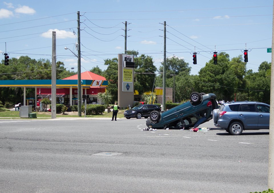 ocala news, marion county news, car crash, car accident highway 200