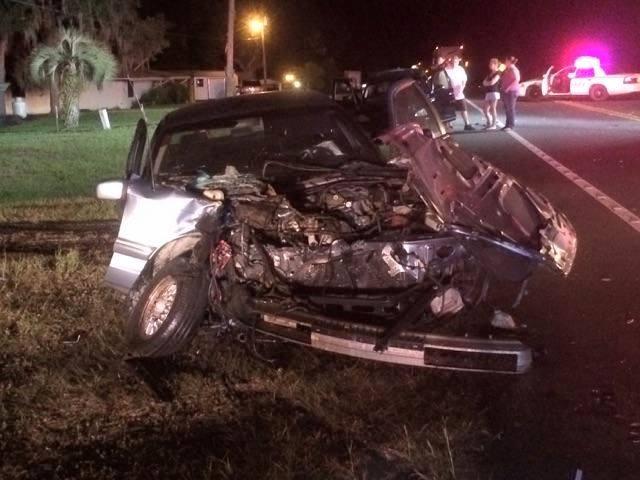 ocala news, marion county news, crash, car accident, semi truck crash,