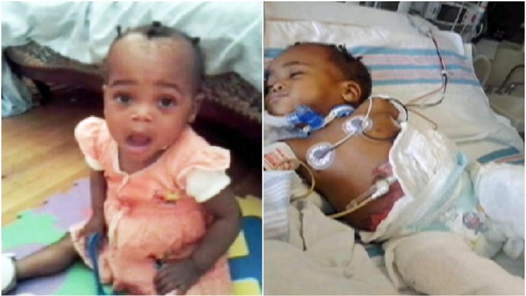 Baby died after she was scalded
